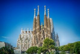 Първа пролет в Барселона - със самолет и обслужване на български език