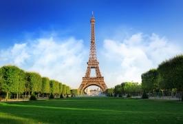 Париж - градът на светлината