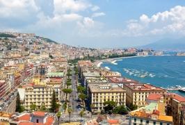 Чудесата на Южна Италия - Неапол - Помпей - Везувий - Капри - Амалфи - Бари - Лече - Остуни - Алберобело - Матера, със самолет, на български език